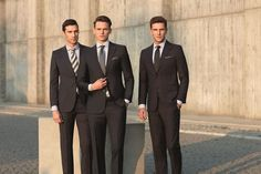 I Love Men In Suits : Photo