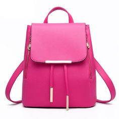 High Quality PU Leather Mochila Escolar School Bags Like and share if you think it`s fantastic! Visit our store