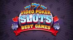 Play for free and enjoy the thrilling experience of playing video poker games and classic slot machines like in a real casino! Game Font, Game Ui, Splash Screen, Peter O'toole, Las Vegas, Video Poker Games, Video Game, Banner Design, Game Design