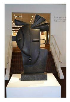 Dan Namingha sculpture | Dan Namingha : Sculpture Gallery
