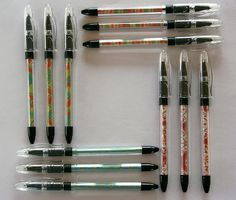 Love these pretty pens - great for a teacher or for mom