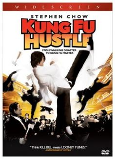Kung fu hustle (10)!!!! If you haven't seen this one then you are an idiot!!