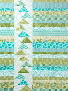 come fly with me or how to extend jelly roll strip quilting