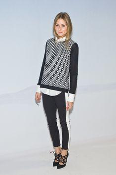 Olivia Palermo//Layers