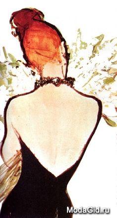 Рене Грюо - прославленный французский иллюстраторXX века