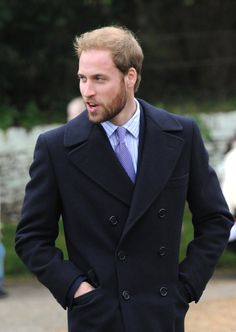Pin for Later: 32 Reasons to Love Birthday Boy Prince William He Can Rock a Beard During December Prince William showed us how he rocks a royal beard.