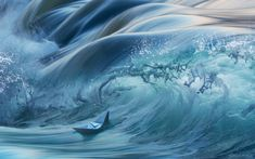 33 Ethereal Photos That Capture The Color Blue
