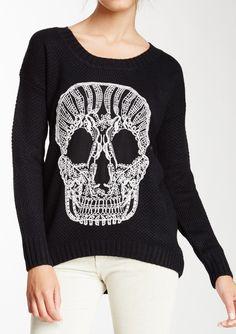 Skull sweater