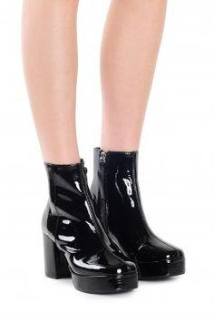 Platforms - Booties - Boots & Booties