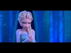"""Elsa & Anna - """"Let It Go"""" / """"Let Her Go"""" Mash-Up. Guys watch this. It's beautiful."""