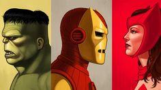 Mondo Gallery Marvel Art Show