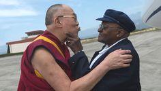 The Dalai Lama and Desmond Tutu -- The Best of Spiritual Friends