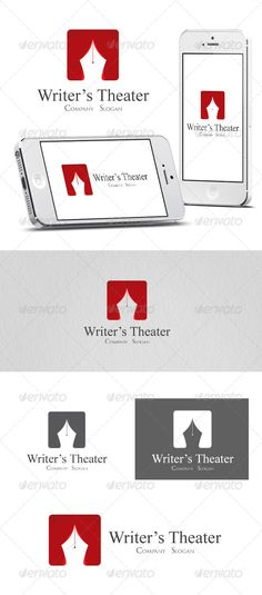 Writer's Theatre Logo  #GraphicRiver         An excellent logo template highly suitable for any kind of business.  	 Fully layered logo template. All colors and text can be modified.  	 Font used:  	 Times New Rioman –  .freefontsdb /detail/6419/Times-New-Roman  	 Trajanus Roman – .fonts2u /trajanus-roman.font                     Created: 27 November 13                    Graphics Files Included:   Vector EPS #AI Illustrator                   Layered:   Yes                   Minimum