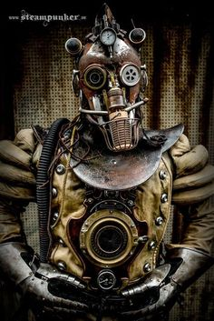 Steampunk apocalypse