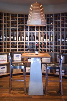 Southern Ocean Lodge, Kangaroo Island - Wine Cellar