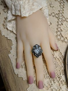 Artisan Jewelry, Class Ring, Rings, Ring, Jewelry Rings