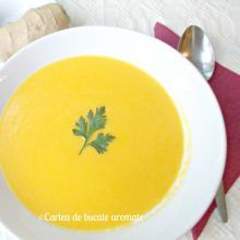 7 reţete de supe cremă delicioase şi pline de vitamine | Bucate Aromate Asian Recipes, Ethnic Recipes, Good Wife, Cheeseburger Chowder, Thai Red Curry, Cantaloupe, Soup Recipes, Benefit, Bacon