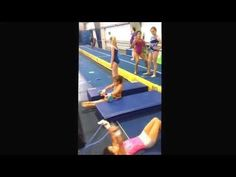 Working level 4 summer bar circuit June - YouTube