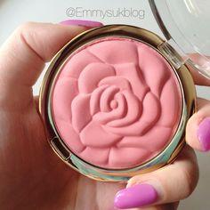 Milani blush over on the blog! Bloggers makeup high end drugstore pink blush www.emmysukblog.blogspot.co.uk