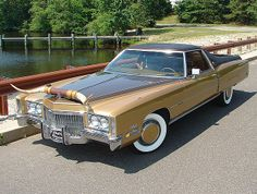 "doyoulikevintage: "" Cadillac Eldorado Pick-Up "" Nice Cadillac Eldorado, Vintage Cars, Antique Cars, Jaguar Accessories, Automobile, Flower Car, Modelos 3d, Jaguar Xk, Pickup Trucks"