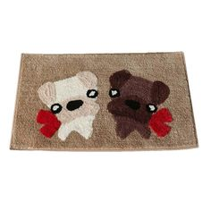 Non-Slip Doormats Bathroom Rug Kitchen Mats Small Rug Dogs Pattern Affordable Rugs, Dog Pattern, Bathroom Rugs, Small Rugs, Carpet Runner, Your Pet, Kids Rugs, Kitchen Mats, Pets