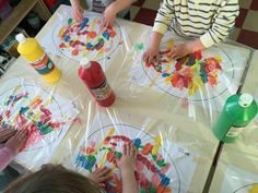 Mixed – Ilknur Cigdem Demirel – ich folge - New Site Easter Activities, Toddler Activities, Preschool Activities, Toddler Art, Toddler Crafts, Easter Crafts For Kids, Diy For Kids, Summer Crafts, Diy And Crafts