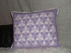 bavlnený vankúš šitý technikou japonský prepletaný patchwork, zadná strana bavlna, zapínanie na skrytý zips,
