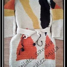 Vestido de lana...CON ESTO NO EXISTE EL FRIO!!!