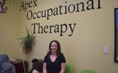 Not your traditional occupational therapist (The News & Observer)
