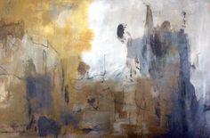 """JAG artiste peintre, Galerie Artêria Bromont. Acrylique sur toile 90"""" x 60"""""""