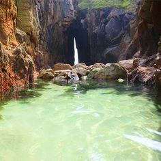 Hidden Coves & Beaches in Cornwall, Devon & the South West | British beaches | Travel