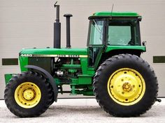 Shop Tractors t-shirts. Jd Tractors, John Deere Tractors, John Deere Equipment, Heavy Equipment, Tractor Cabs, Engin, Vintage Tractors, Hobby Farms, Rubber Tires
