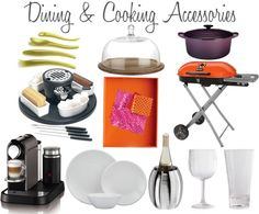 dining & cooking accessories for cross country road trip
