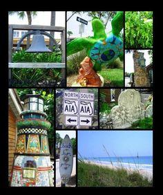 Vero Beach FL collage