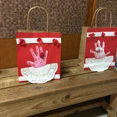 Petit sac pour bonbons de St Nicolas