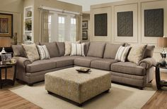 Julien Sectional
