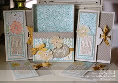 Stampin' Up! Cards by Michelle L
