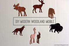 CeciBean: DIY Modern