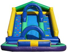 Bouncy Rentals LLC is proud to serve water slides and slips rentals for events and parties in Baltimore, MD and its surrounding areas. visit us:- http://www.bouncy-rentals.com/Water-Slides.html