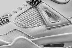 new product 499df 5987d Air Jordan 4 Pure Money   Official Pictures