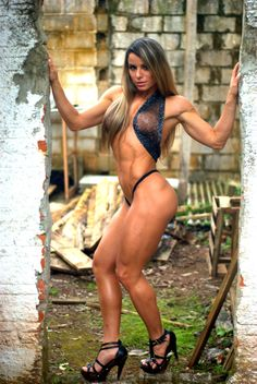 Sexy and Stunning #Patricia #Spezia #fitness #women #sexy #hardbodies