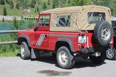 Land Rover Defender - 2014 : Lago di Feldaia, Italy