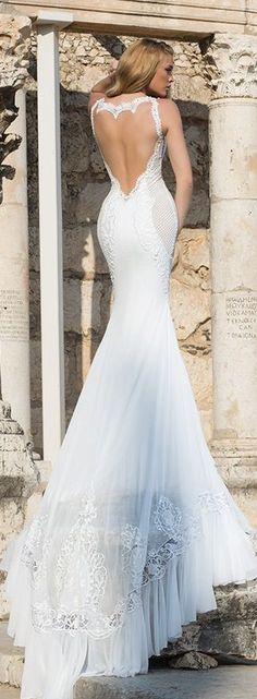 Shabi & Israel Haute Couture 2015 Wedding Dresses - Belle The Magazine 2015 Wedding Dresses, Wedding 2015, Mod Wedding, Wedding Suits, Wedding Attire, Chic Wedding, Wedding Bride, Bridal Dresses, Wedding Gowns