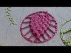 جديد الطرز الرباطي باليد وبالخيط 2016 Embroidery Stitches by Hand - YouTube