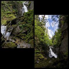 Upper Reid falls, Skagway Alaska  I've been here, but I will go back again, beautiful!