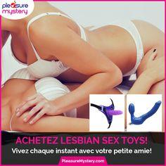Achetez des jouets sexuels lesbiens à Pleasure Mystery! Choisissez parmi une grande gamme.  #PleasureMystery #Buy #SexToys #France #French