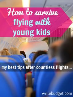 Flying with kids can be tough! Here's why you should spend a little money to keep kids happy on a flight.