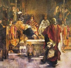 La expulsión de los judios, de Emilio Salas.
