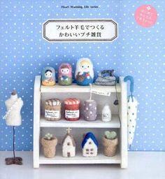 He encontrado este interesante anuncio de Etsy en https://www.etsy.com/es/listing/176274518/cute-felt-miniatures-japanese-needle