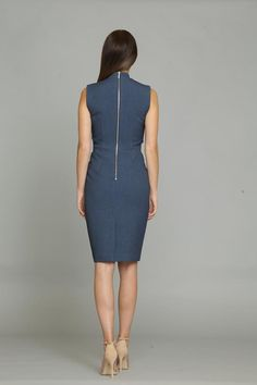 SA SPRING 2019 | Femmedecarriere Dresses For Sale, Dresses For Work, Latest Fashion, Fashion Trends, Spring Collection, Timeless Design, No Frills, Luxury Branding, High Neck Dress